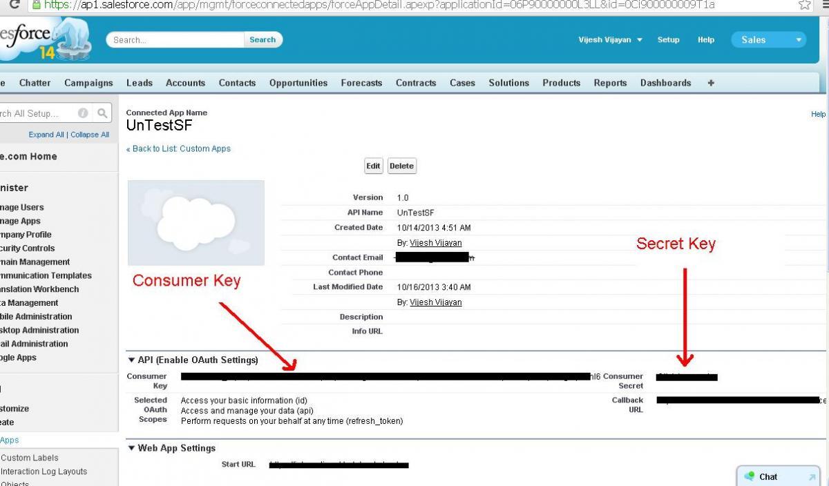 Salesforce Drupal Integration   Unimity Solutions