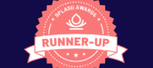#Splashawards @Drupalcon Amsterdam 2019 Runner-Up
